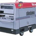 やまびこ産業機械 300A エンジンTIG溶接機 日極レンタル