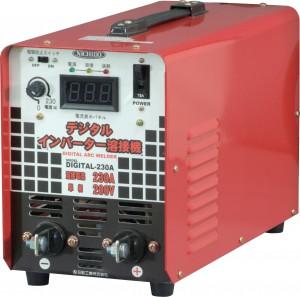日動工業 200V 230Aインバーター直流機 (4.0mmまで) 日極レンタル