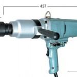 日立工機 100V インパクトレンチ 口25.4 日極レンタル