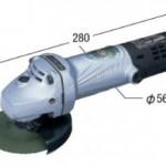 日立工機 100V グラインダー 100φ 日極レンタル