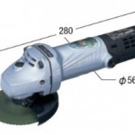 日立工機 100V グラインダー 100φ 月極レンタル