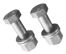 溶融亜鉛めっき高力ボルト